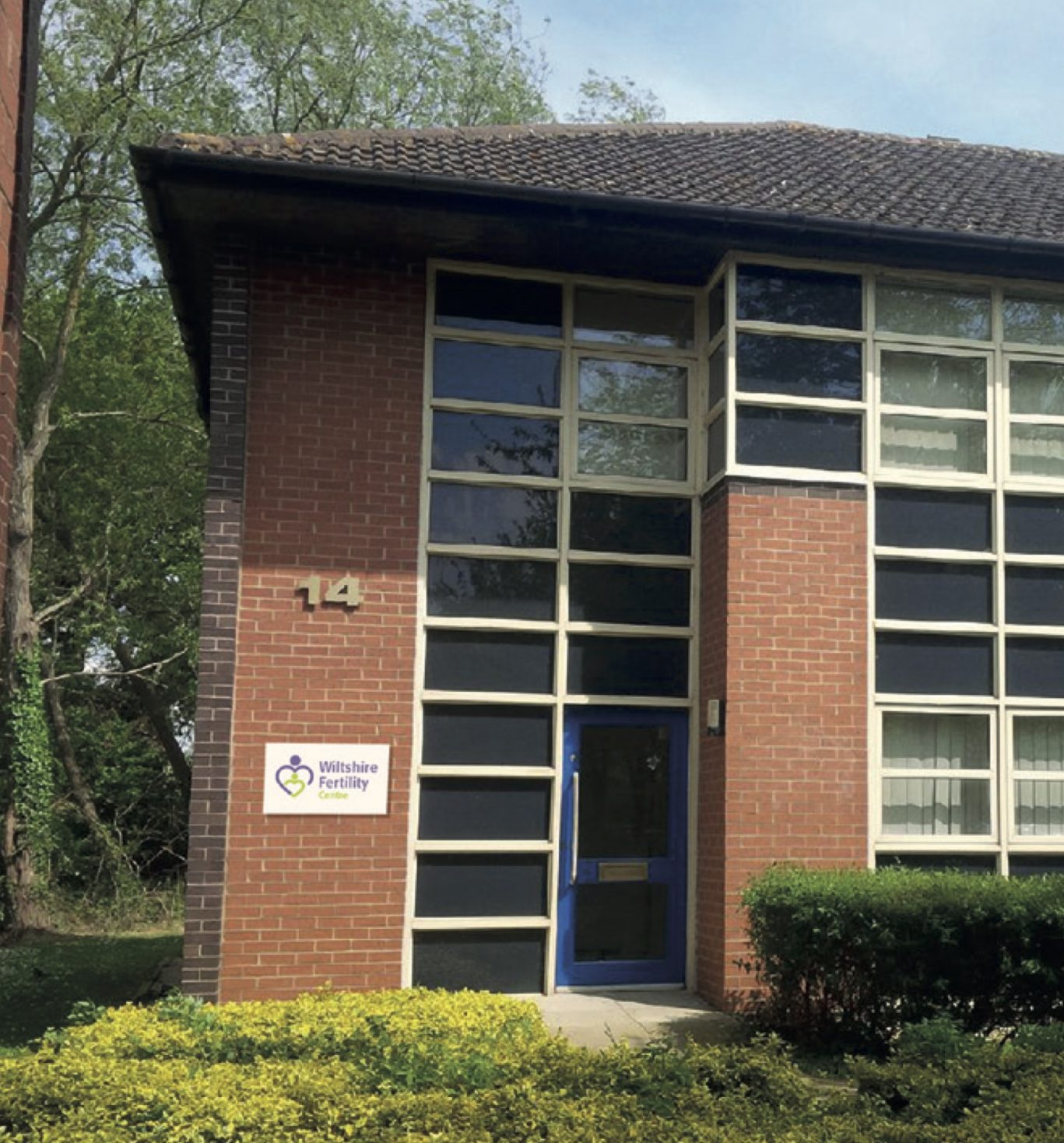 Swindon satellite clinic building